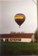 Montgolfière - Le 06 1992 Vers 21h Passage D'une Montgolfière LA FOSSE (62) 50ex - Cartoline