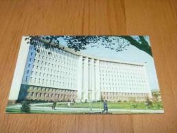 Kischinjow. Das Gebäude Des ZK Der Kommunistischen Partei Der Moldau. Moldova - Moldavia