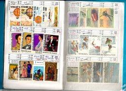Carnet  -TCHADT  -  COTE 145,55 € - 9 Scans - Postzegels