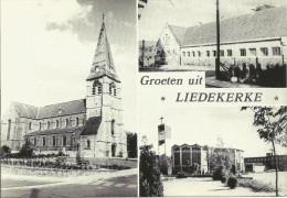 Groeten Uit LIEDEKERKE...........(voir Scan Verso) - Liedekerke