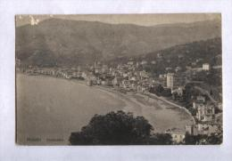 ALASSIO - SAVONA - 1924 - PANORAMA - Savona