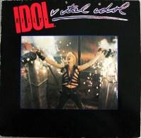* LP *  BILLY IDOL - VITAL IDOL (Germany 1985) - Rock