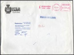 ATHLETICS / OLYMPIC - ITALIA CARPI (MO) 2008 - METER / EMA - DORANDO 1908-2008 - DORANDO PIETRI - OLIMPIADI LONDRA 1908 - Verano 1908: Londres