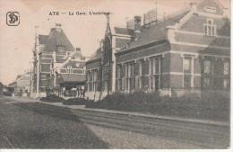 ATH: La Gare. L´extérieur - Ath