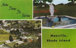 Rhode Island Manville Notre Dame De Fatima