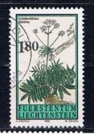 FL+ Liechtenstein 1995 Mi 1118 Baldrian - Liechtenstein