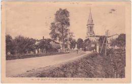 Saint Jean D'Illac (Gironde) Arrivée De Bordeaux - France