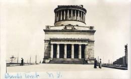 New York City. Grant´s Tomb. General Grant National Memorial. 1913. Original Photos From The Family Album. - Orte