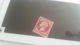 LOT 214129 TIMBRE DE FRANCE OBLITERE N�17A VALEUR 120 EUROS TB