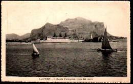 Palermo, Sicilia - Il Monte Pellegrino Visto Dal Mare - Sicily - Palermo