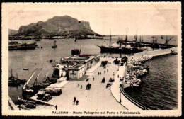 Palermo, Sicilia - Monte Pellegrino Col Porto E L'Antemurale - Sicily - Palermo