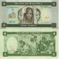 Eritrea P1, 1 Nafka, 1997, Women / Bush School - Eritrea