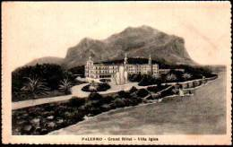 Palermo, Sicilia - Grand Hotel - Villa Igiea - Sicily - Palermo