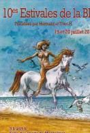Carte Postale HERMANN Festival BD Montalivet 2014 (Les Tours De Bois Maury Jérémiah..) - Cartes Postales
