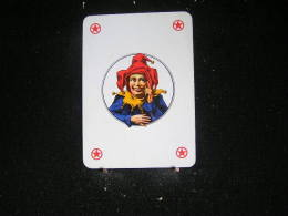 Playing Cards / Carte A Jouer / 2 Dos De Cartes  - Joker - The World Joker     .- - Cartes à Jouer