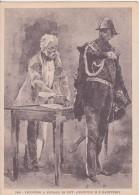 Incontro A Vignale Tra Vittorio Emanuele II E Radetzsky - Case Reali