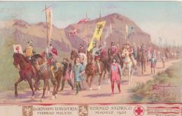 Illustratore Spagnoli - Croce Rossa - Torneo Storico Maggio 1902- - Illustrators & Photographers