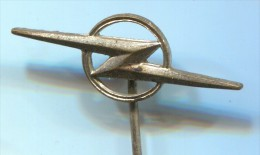 OPEL - Car, Auto, Old Pin, Badge - Opel