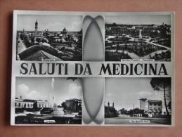 ^bop3409)  Saluti Da Medicina - Bologna