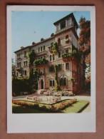 Ve1265)  Lido Di Venezia - Hotel Villa Regina - Venezia