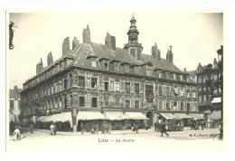 Cp, 59, Lille, La Bourse - Lille