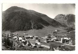 Cp, 73, Val D'ISère, Vue Générale Et La Tête Du Solaise - Val D'Isere