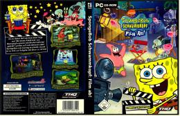 PC - Spiel  (CD-ROM) :  SpongeBob Schwammkopf - Film Ab! - PC-Spiele