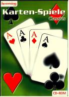 PC - Spiel  (CD-ROM) : Karten-Spiele Classics : MauMau - Romi - 5 DrawMania - Pic Poker - CrazyEmperor - PC-Spiele