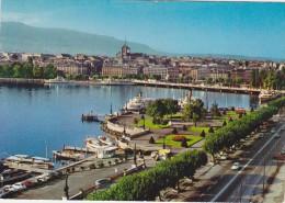Cp , SUISSE , GENÈVE , La Rade - GE Ginevra