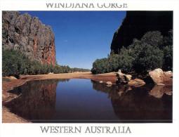 (PH 468) Australia - WA - Windjana Gorge - Sin Clasificación