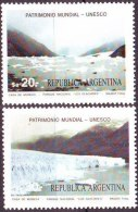ARGENTINA   -  UNESCO - ANTACTICA - NATIONAL PARK  -  **MNH - 1984 - UNESCO