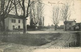 Isere - 38 - La Bruyere : Gare PLM - Autres Communes