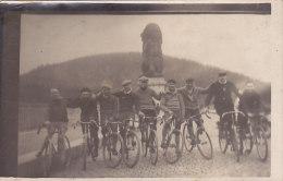 Gileppe - Randonnée Groupe Vélos (animation) - Gileppe (Barrage)