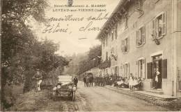Leveau Sur Vienne (38) Hotel Restaurant Massot - Autres Communes