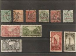 Maroc Oblitérés - Morocco (1891-1956)