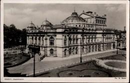 ! Ansichtskarte Krakau, Staatstheater - Poland