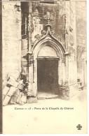CPA - CHARENTE - COGNAC - Porte De La Chapelle Du Château - Précurseur - Cognac