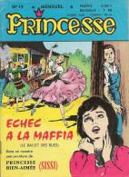 Princesse N° 19 - Editions De Châteaudun - Avec Sissi Et Sonia - Film Raconté Après Lui Le Déluge - Janvier 1965 - BE - Kleine Formaat