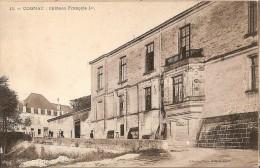 CPA - CHARENTE - COGNAC -Château François 1er - - Cognac
