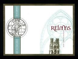 Feuillet Commémoratif 800 Ans De REIMS ( Art. N° 146 ) - Sellos