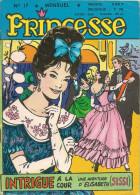 Princesse N° 17 - Ed De Châteaudun - Avec Sissi Et Sonia - Film Raconté L'affaire Du Cheval Sans Tête - Nov 1964 - BE - Kleine Formaat