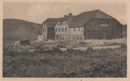 Heimatbilder AK Riesengebirge Riesenbaude Baude Gasthof Bei Hirschberg Petzer Pec Krummhübel Karpacz Kupfertiefdruck - Sudeten