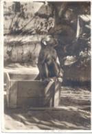 SOMALIA ITALIANA CICCIO SIMPATICONE CPA VOYAGEE VIAJADA 1935 EDIZIONES FRUSCAROLO FELICE A MOGADISCIO RARISIME - Somalië