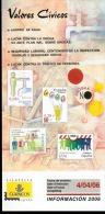 2006 Bollettino Bulletin Espana  Valores Cvicos - Droga
