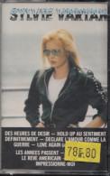 """CASSETTE AUDIO 10 TITRES SYLVIE VARTAN """"DES HEURES DE DESIR"""" NEUVE SOUS FILM PLASTIQUE ANCIEN STOCK DE DISQUAIRE - Cassettes Audio"""