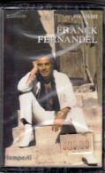 """CASSETTE AUDIO 10 TITRES FRANCK FERNANDEL """"LE BISTROT DES ANNEES 60"""" NEUVE SOUS FILM PLASTIQUE ANCIEN STOCK DE DISQUAIRE - Cassettes Audio"""