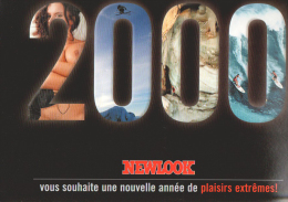 CALENDRIER NEWLOOK 2000 - PIN-UP - SPORTS EXTREMES - Calendriers