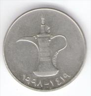 EMIRATI ARABI DIRHAM 1998 - Emirati Arabi