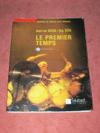 METHODE DE BATTERIE  POUR DEBUTANT AVEC CD JL DAHIAN / ERIC TOTH   EDIT SALABERT  1996 VALEUR 40 EUROS - Aprendizaje