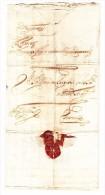 Vorphila 1676 Brief Mit Inhalt Von Smyrna Nach Florenz - Turkey